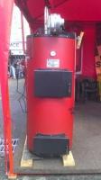 Котел твердотопливный SWaG 10 кВт D (дровяной)
