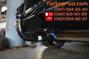 Тягово-сцепное устройство (фаркоп) BMW X5 (F15) (2013-...)