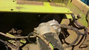 Мотор-редуктор вязалки Claas Rollant-44,62,85.