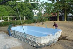 Создание, установка, гидроизоляция бассейнов