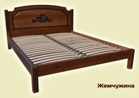 Кровать двуспальная Жемчужина