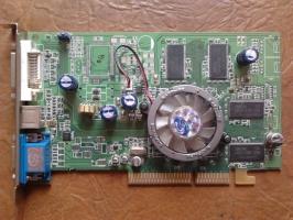 Видиокарта Radeon 9600Pro