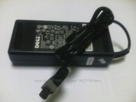 Блок живлення Dell 19.5V- Ток 3.34А- Разьем - 7.4-5.0 мм