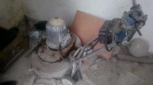 Машина СО199, машина мозаичная, мозаичношлифовальная, СО111 для бетона