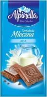 Молочный шоколад пр-ва Польши, 90 гр.