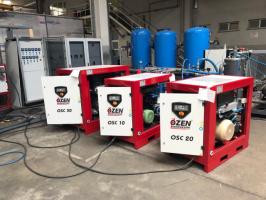 Винтовой компрессор Ozen OSC 20 - 15 кВт - 2,45 куба/мин