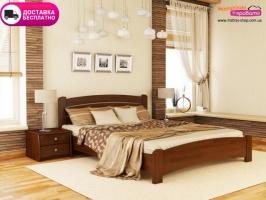 Деревянная кровать Венеция Люкс (Эстелла) 160х200