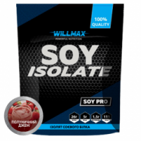 Willmax SOY ISOLATE 900г