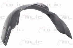 Подкрылк пластиковый front L AUDI A6 01.97-05.01