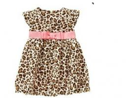 Детское праздничное платье для девочки