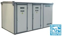 Комплектные трансформаторные подстанции в утеплённом корпусе КТПНУ