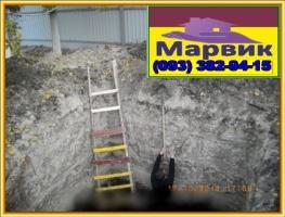 земляные работы вручную Киев