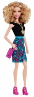 Кукла Барби «Модница» (Barbie Fashionistas Geometric Print Skirt Doll)