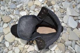 Замена подкладки в середине обуви