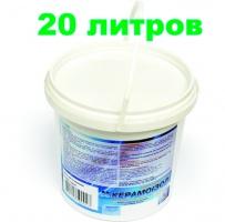 КЕРАМОИЗОЛ теплоизоляция (20 литров)