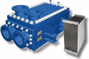 Утилизатор тепла дымовых газов