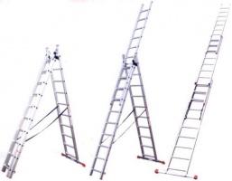 Лестница строительная от 1,5 до 15 м.