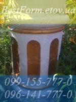 Форма для «Колона-подставка для вазонов»