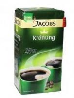 Jacobs Kronung Aroma-Bohnen молотый 500г
