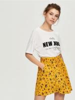 10-33 Женская футболка SinSay