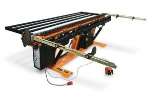 Электрогидравлический станок для гибки арматурной сетки Gocmaksan HB 12 (Турция)