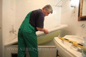 Реставрація ванн Ванна у ванні