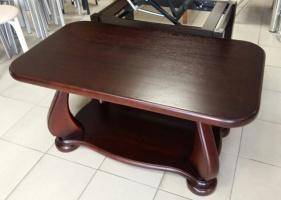 Журнальний стіл ЕДЕМ темний горіх