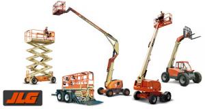 Оборудование для высотных работ JLG Industries, Inc. (США) от ООО с ИИ Юромаш