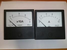 Амперметр Э8032-М1.