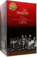 Чай Mervin OPA черный Крупно листовой 250 грам