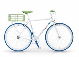 Велосипед городской мужской из Италии Minimal PRISMA MBM