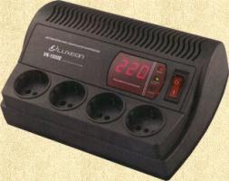 Стабилизатор напряжения «Luxeon» VK-1000E
