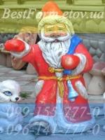 Форма для «Дед Мороз»