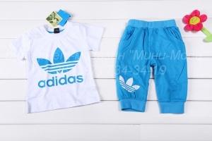 Летний костюм для мальчика «Adidas»