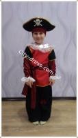 Карнавальный костюм «Пират, Разбойник» КМ25