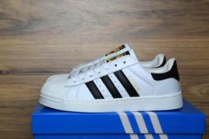 Adidas Superstar White Black (36-40)