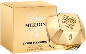 Женские духи, Paco Rabanne Lady Million (F42)