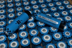 Аккумулятор Li-Ion Bilong 3.7V 18650 4200 mah