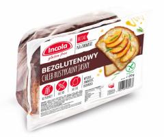 Безглютеновый рустикальный белый хлеб