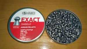 Пули JSB EXACT DIABOLO 4.5 мм