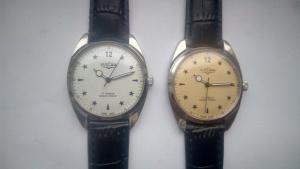 Мужские механические часы Vulcain швейцарские 70-80s (3 шт.)