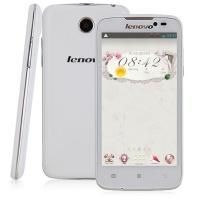 Lenovo A516 экран 4.5« два ядра, WiFi, 2sim, Android 4.2, 5МР - Белый