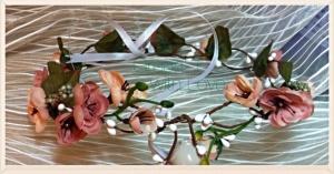 Віночок «Вишневий цвіт»