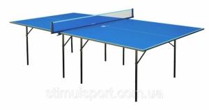 Теннисный стол GK-1/GP-1 ( 2 ракетки и шарики )+ Бесплатная доставка по Украине (ТК «Деливери»)