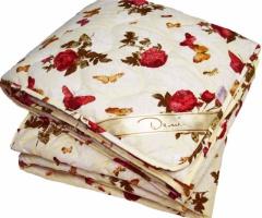 Одеяло Demi collection Четыре сезона напрямую от производителя фабрики Demi collection без посредников