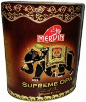 Чай Mervin Суприм ОРА Черный крупный лист 400 грам