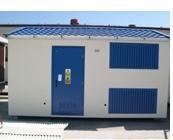 Комплектные трансформаторные подстанции в бетонном корпусе БКТП