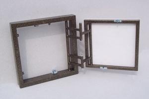 Люки-невидимки ревизионные нажимные под плитку и мозаику