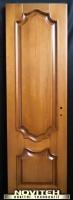 Двері дерев'яні з накладним штапиком. Серія 05