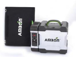 Солнечный зарядный комплект для туризма AM-CA3